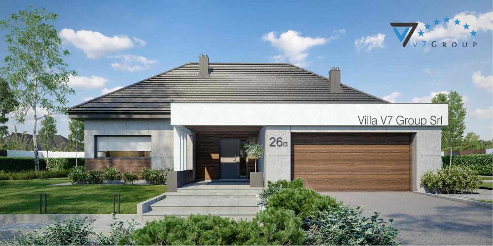 Immagine Villa V26 - variante 3 - la presentazione di Villa V26 - variante 3