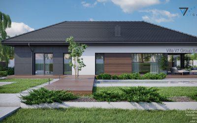 Nuova Villa – Villa V36 – variante 1