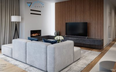 Aggiornamento Interni – Villa V36 – variante 2