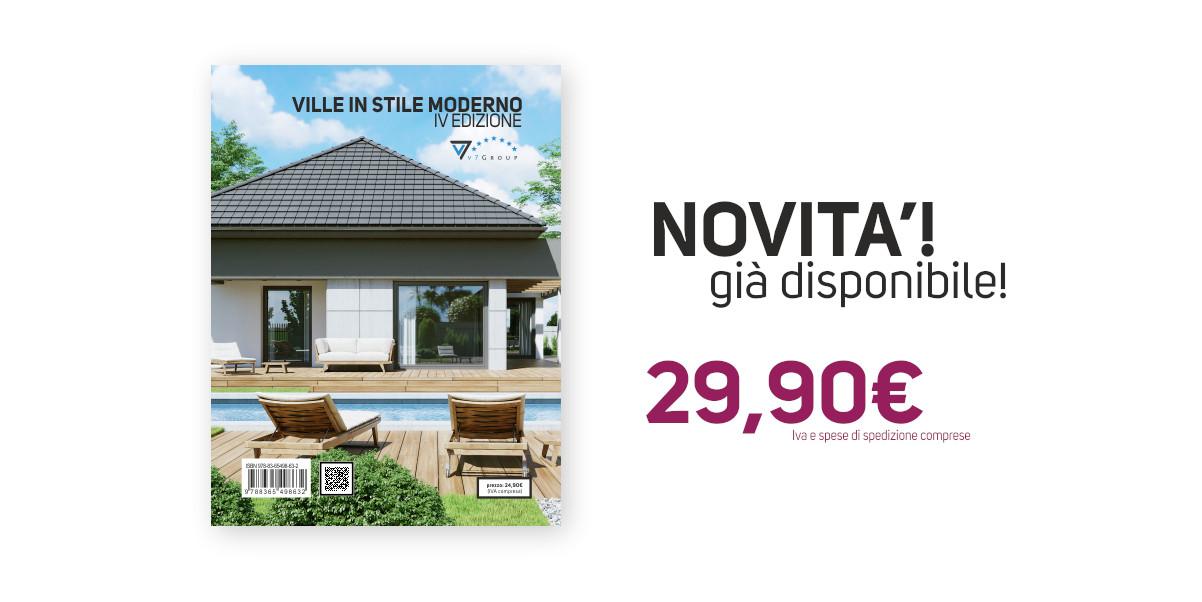 Immagine Rivista - Ville in Stile Moderno - il prezzo della IV rivista