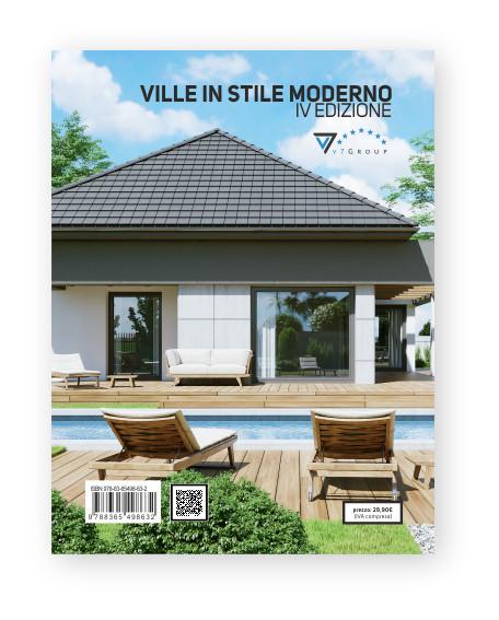 Immagine Rivista - Ville in Stile Moderno - IV edizione della rivista