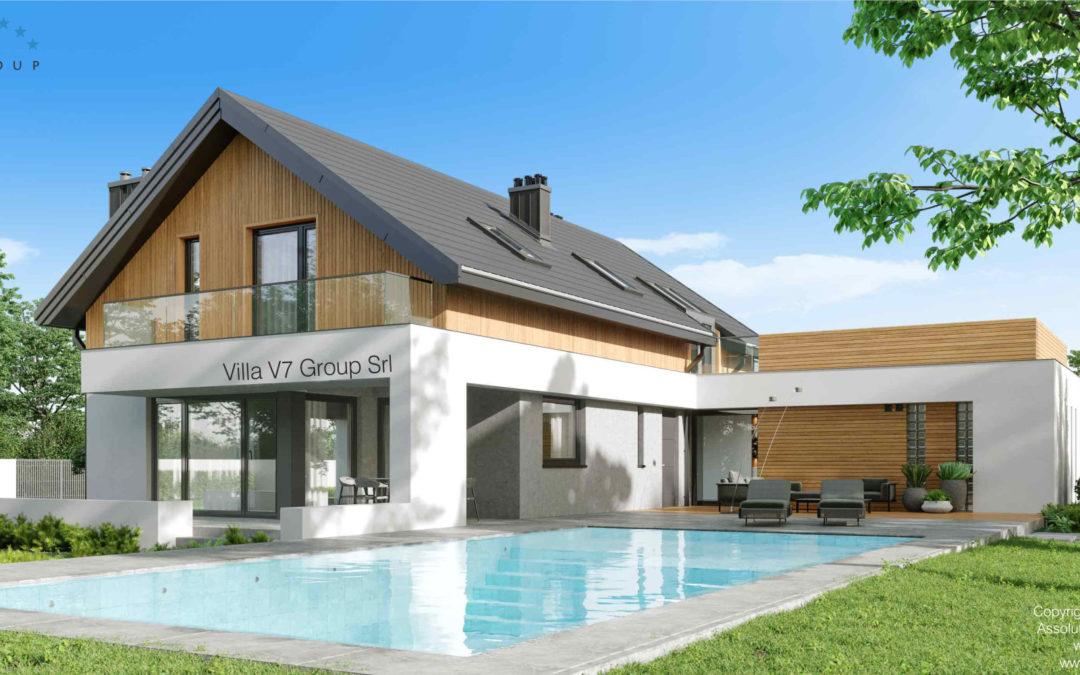 Villa V1 – Aggiornamento della villa