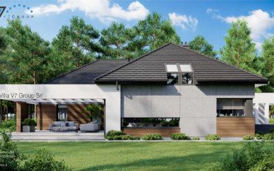 Nuova Villa – Villa V26 – Variante 10