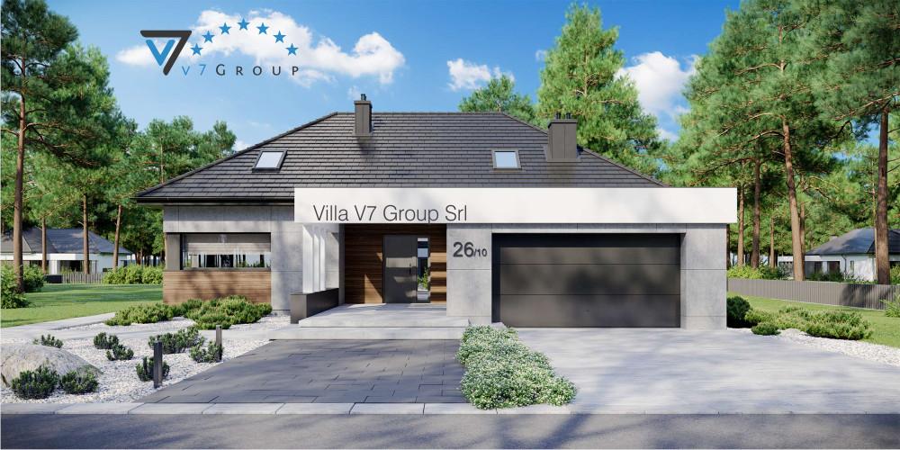 Immagine Villa V26 - variante 6 - la presentazione di Villa V26 - Variante 10