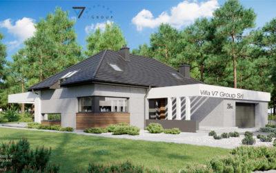 Nuova Villa – Villa V26 – Variante 12