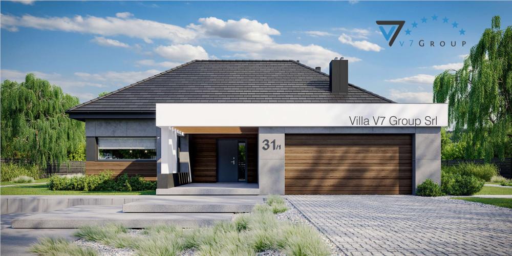 Immagine Villa V31 (progetto originale) - la presentazione di Villa V31 - Variante 1