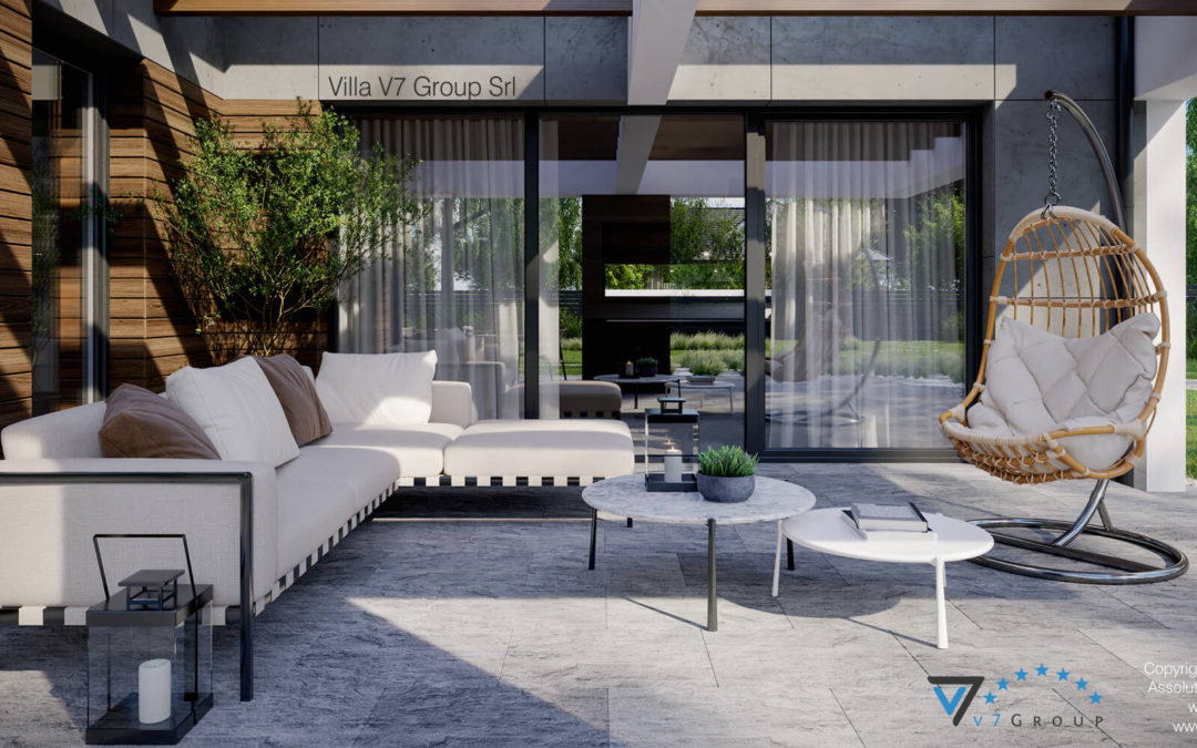 Nuova Villa V31 – Variante 2