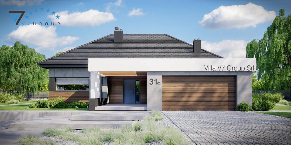 Immagine Villa V31 (progetto originale) - la presentazione di Villa V31 - Variante 2