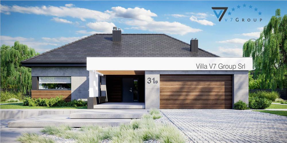 Immagine Villa V31 - Variante 1 - la presentazione di Villa V31 - Variante 3