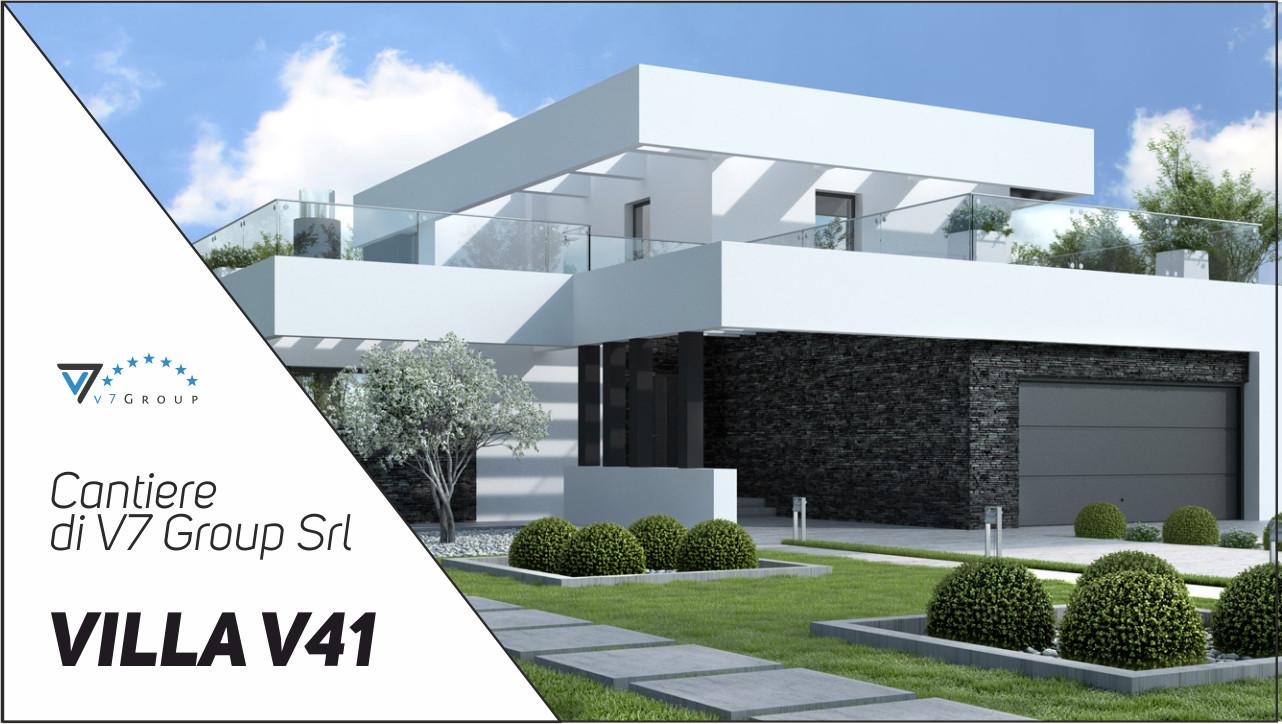 Immagine Cantieri - Villa V41 in miniatura