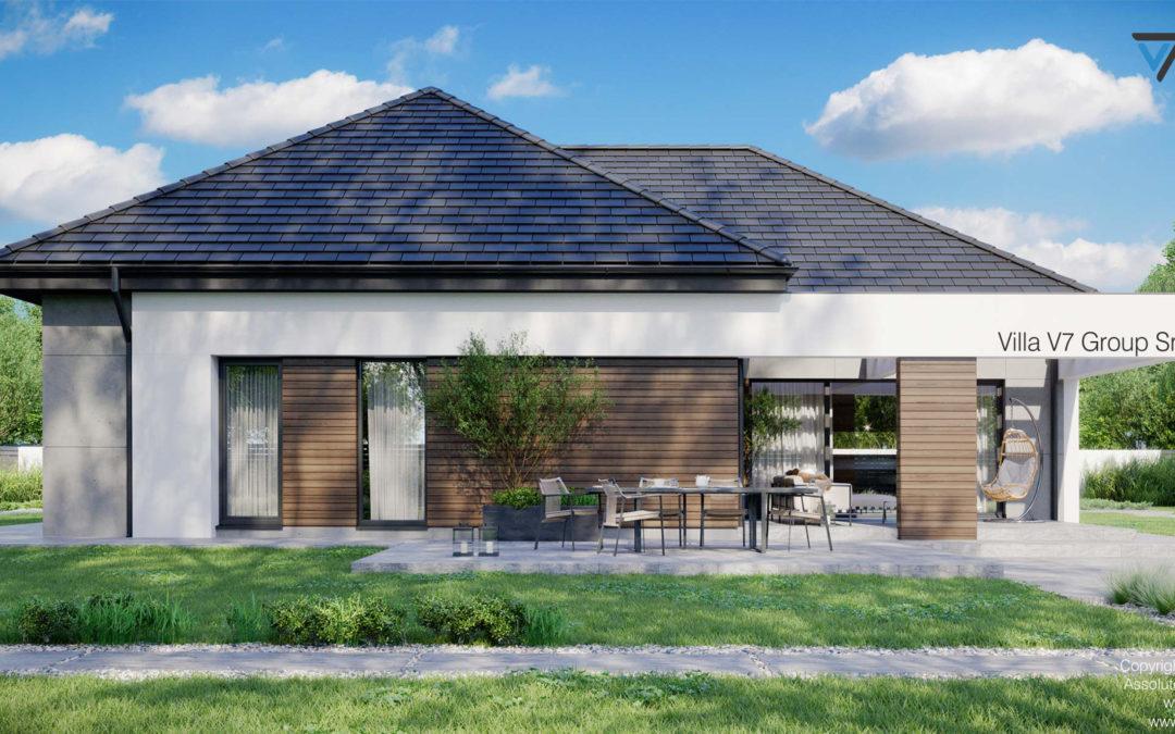 Nuova Villa V31 – Variante 4
