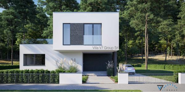 Immagine Ville di V7 Group Srl - la vista frontale di Villa V82