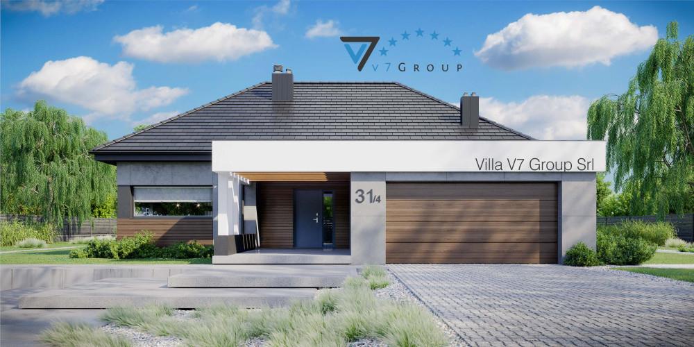 Immagine Villa V31 (progetto originale) - la presentazione di Villa V31 - Variante 4