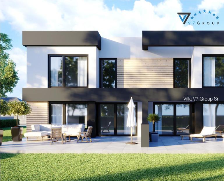 Immagine Villa V52 B - vista giardino