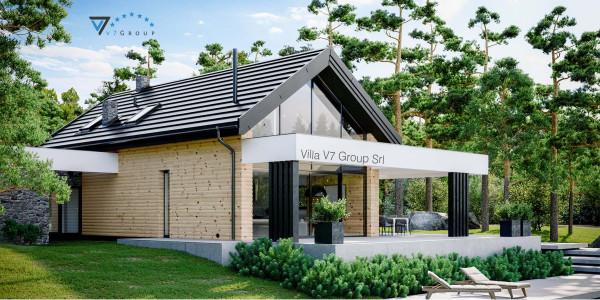 Immagine Nostre Ville - il giardino di Villa V66 A G1