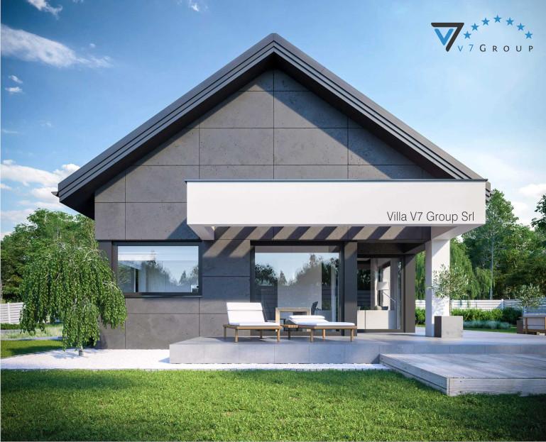 Immagine Villa V44 G2 - vista giardino