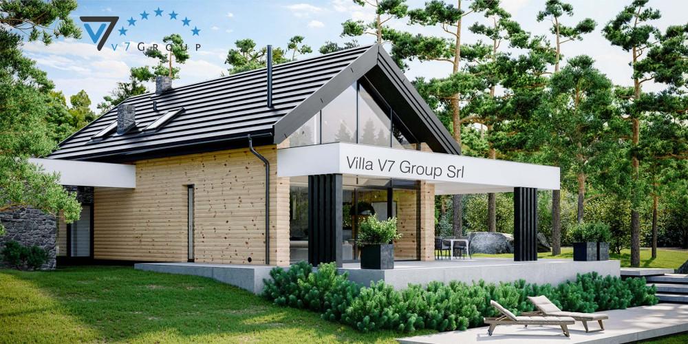 Immagine Villa V66 A - la presentazione della Villa V66 A G1