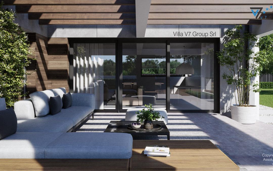 Nuova Villa V28 – Variante 2