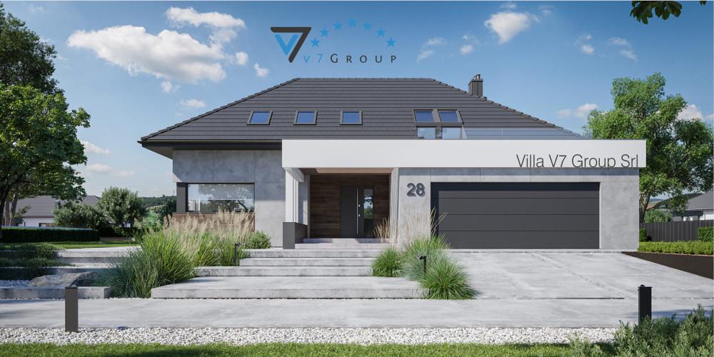 Immagine Villa V28/2 - la presentazione di Villa V28