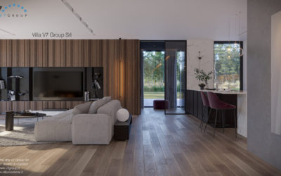 Villa V90 – Aggiornamento Interni